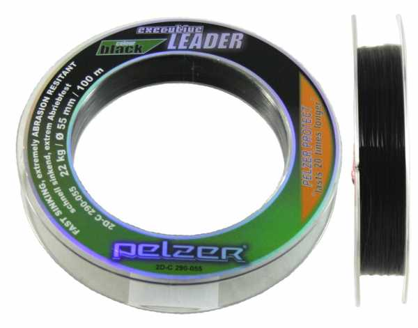 Pelzer Executive Mono Leader Black