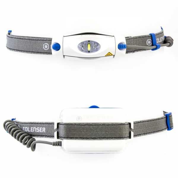 NEO06R Blue Outdoor Stirnlampe