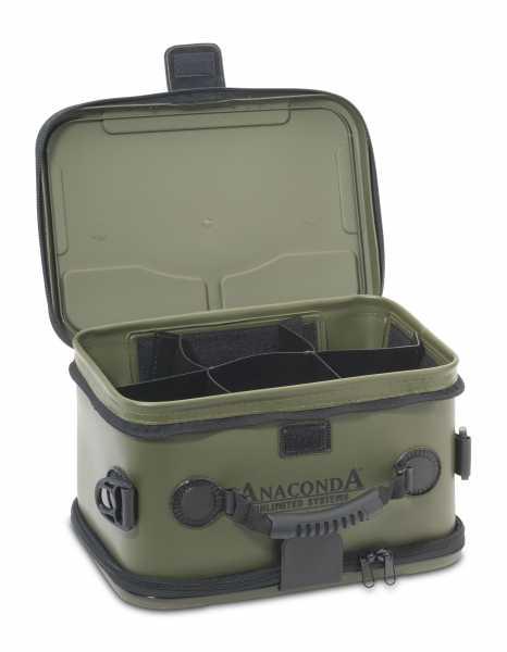 Anaconda Dual Desk Tank M-21