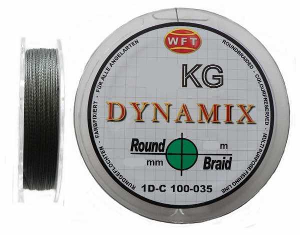 WFT Round Dynamix KG Moss Grün 1000m
