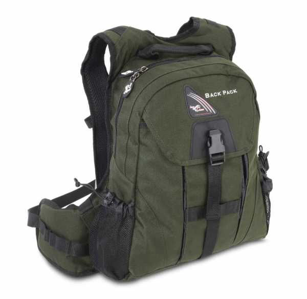 Iron Claw Back Pack