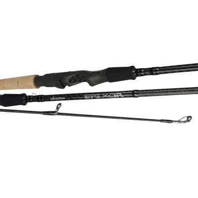 Okuma Cortez Black 198cm 30 50lbs   Meeresruten & Bootsruten