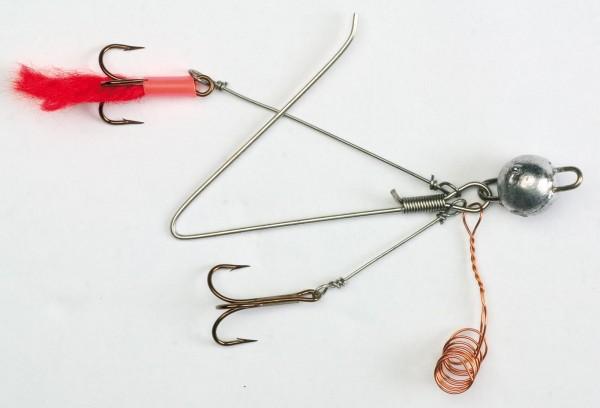 Iron Claw Köderfischsystem