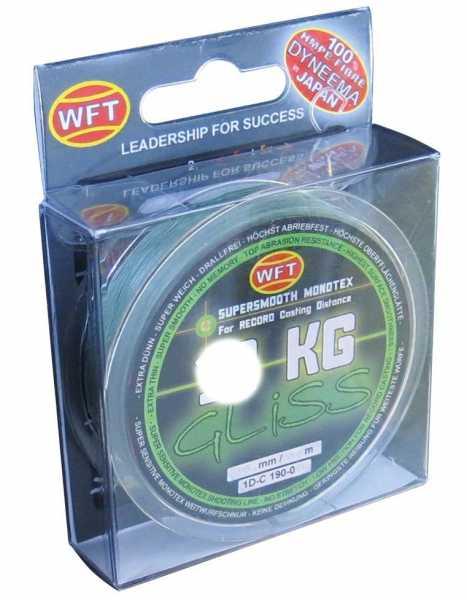 WFT GLISS KG Monotex Schnur Green