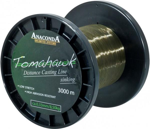 Anaconda Tomahawk Distance Casting Line 1.200m