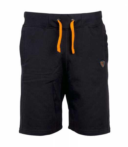 Fox Collection Black Orange LW Jogger Jogginghose für Angler Hose