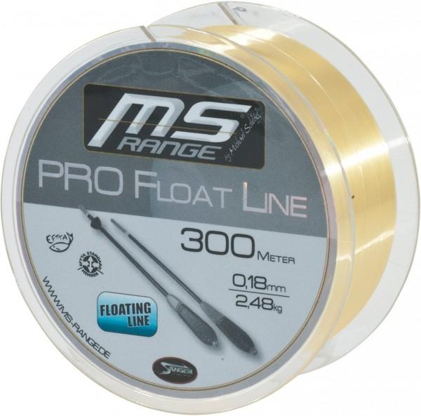 MS Range Pro Float Line 300m