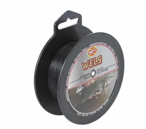 WFT Zielfisch Monofilament - Wels