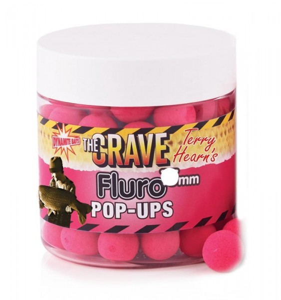 Dynamite Baits The Crave Fluoro Pop Up