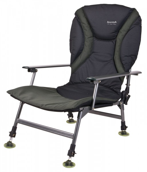 Anaconda Vi Lock Lounge Chair mit Armlehnen Main