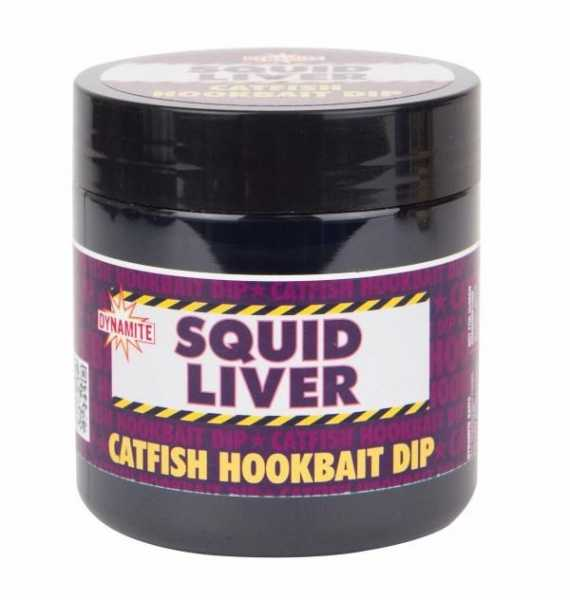 Dynamite Baits Squid & Liver Catfish Hookbait Dip 270ml