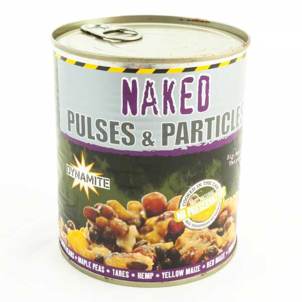 Pulses & Particels Naked