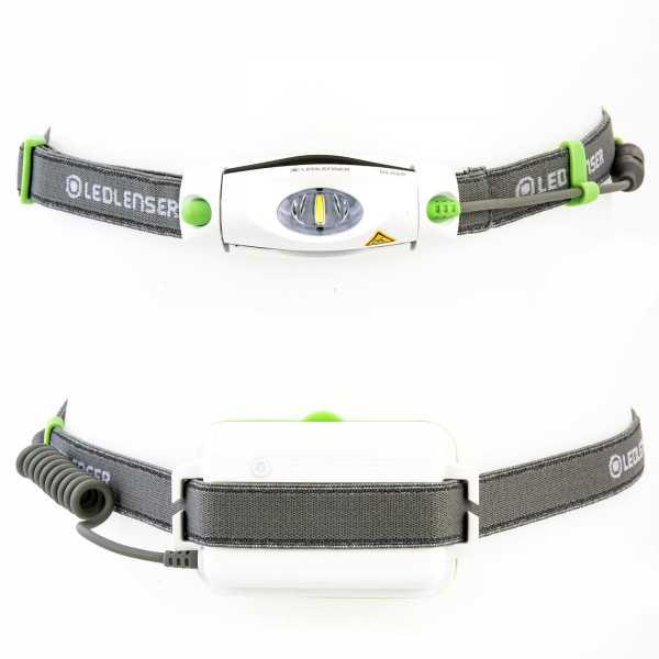 NEO04R Green Outdoor Kopflampe