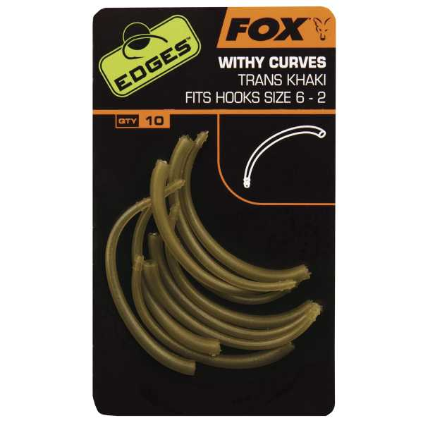 Fox Edges Withy Curve Adaptor Hook