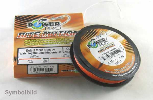 Power Pro Bite Motion 1600m Großspule