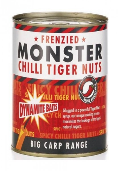 Dynamite Baits Monster Chilli Tiger Nuts 830g