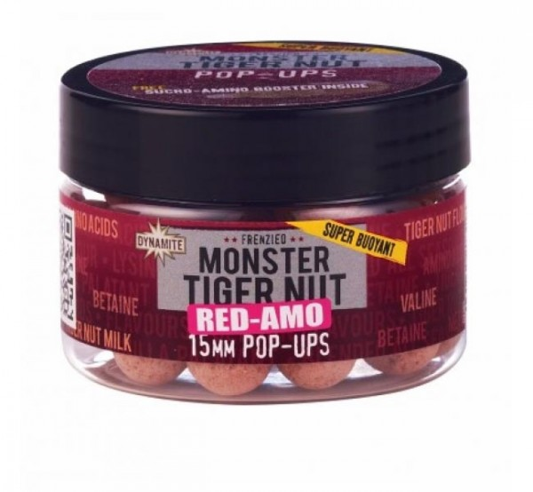 Dynamite Baits Tiger Nut Red Amo Pop Up