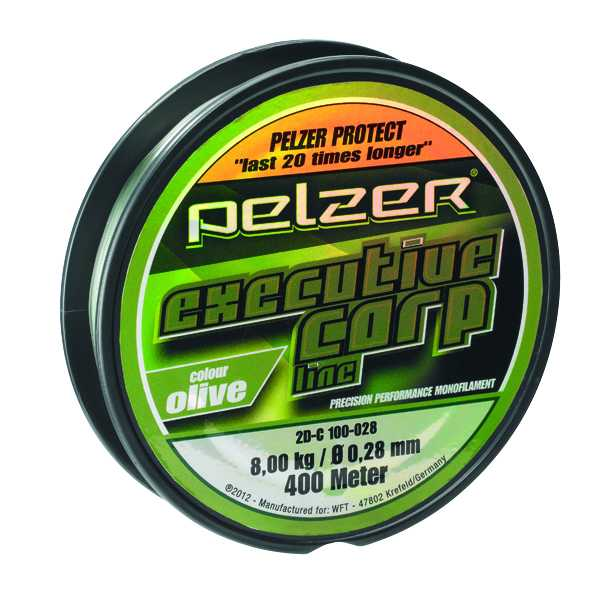 Pelzer Executive Carp Line Olive