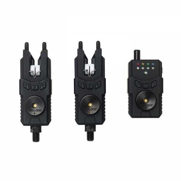 SMX MK2 Bite Alarm 2+1 - Main