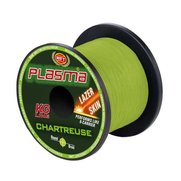WFT KG Plasma Chartreuse Lazer Skin 300m