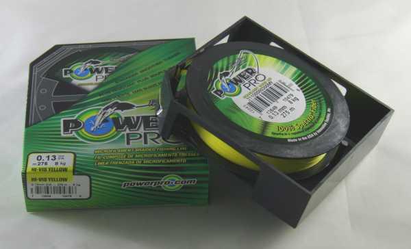 Power Pro Gelb 275m