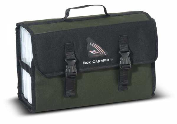 Iron Claw Box Carrier Large