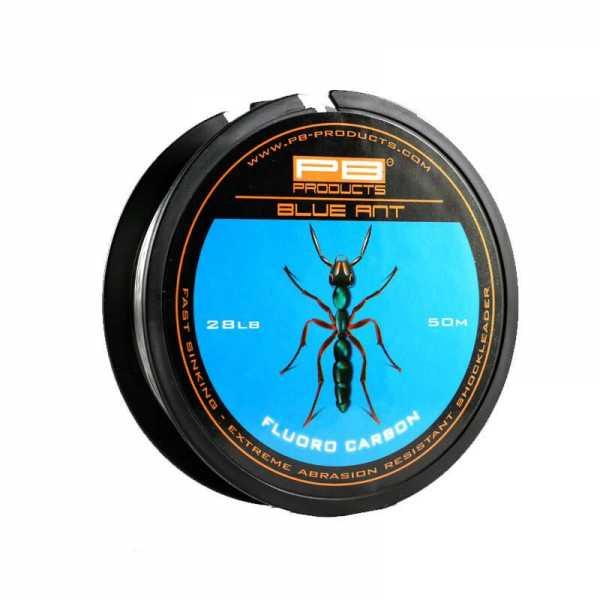 Blue Ant Fluorocarbon Vorfachschnur 28lb 50m