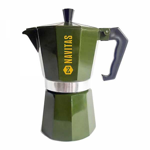 Navitas Stove Top Espressokocher 300ml