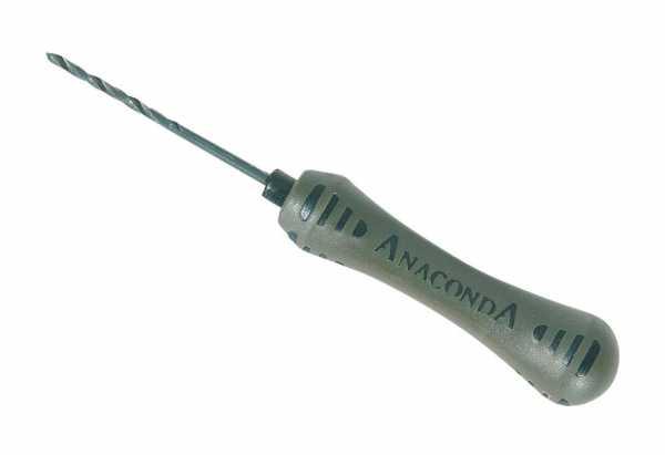 Anaconda Boilie Nut Drill Camou Green