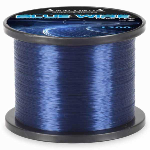 Blue Wire Dark Blue