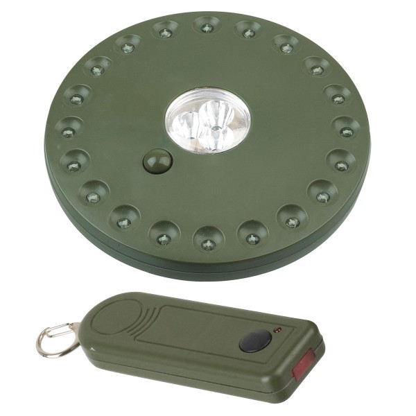 Anaconda Remote Control Tent Lamp