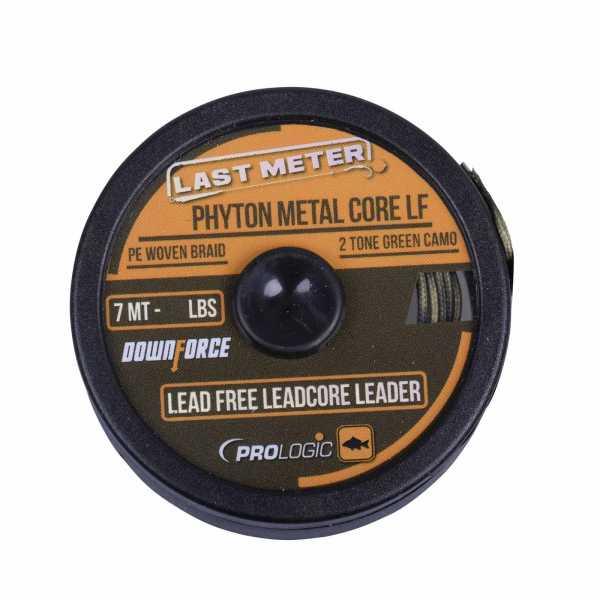 Phyton Metal Core bleifreies Vorfach 7m