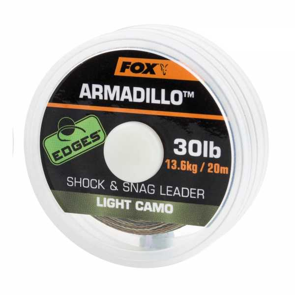 Armadillo 30lb Light Camo - 20m