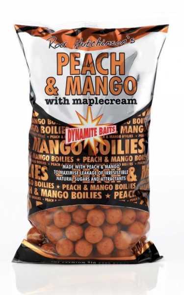 Dynamite Baits Peach & Mango Boilie 1kg