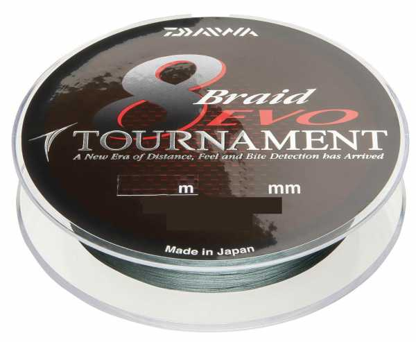 Daiwa Tournament 8 Braid Evo 1