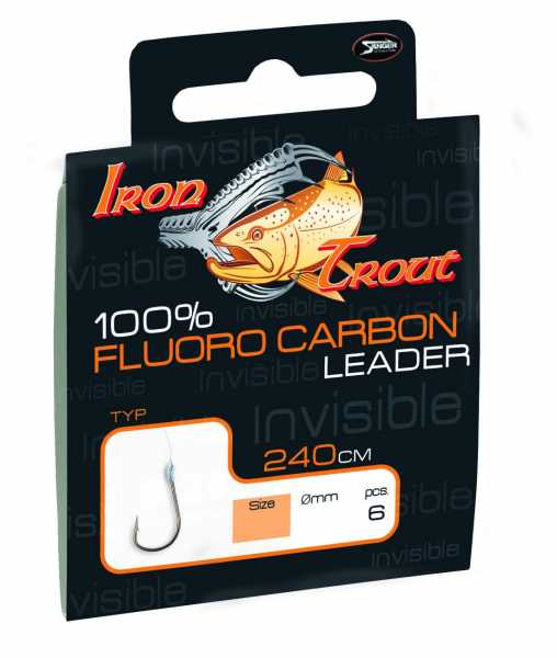 Iron Trout Fluoro Carbon 130-T