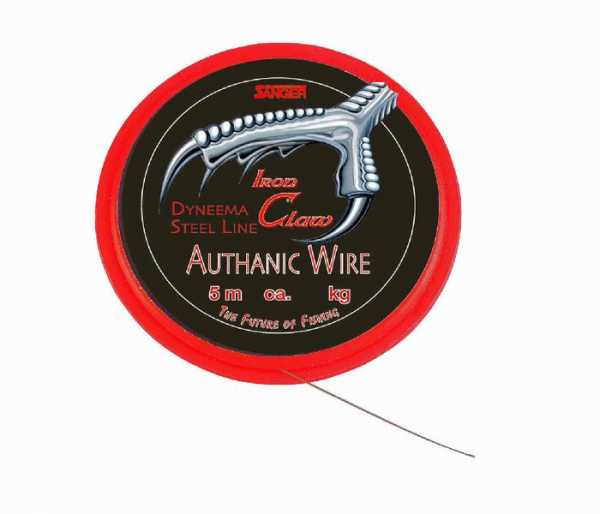 Iron Claw Authanic Wire 5m