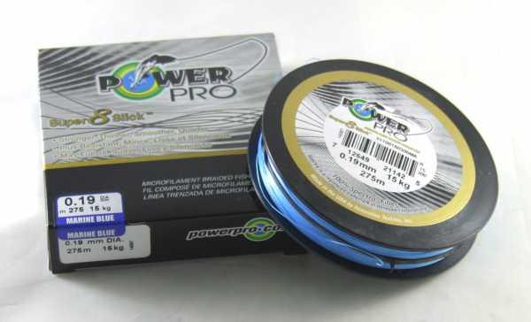 Power Pro S8S Blau 275m