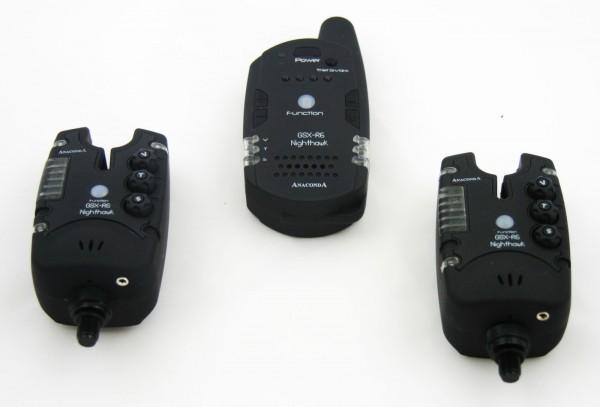 Anaconda Nighthawk GSX-R6 2er