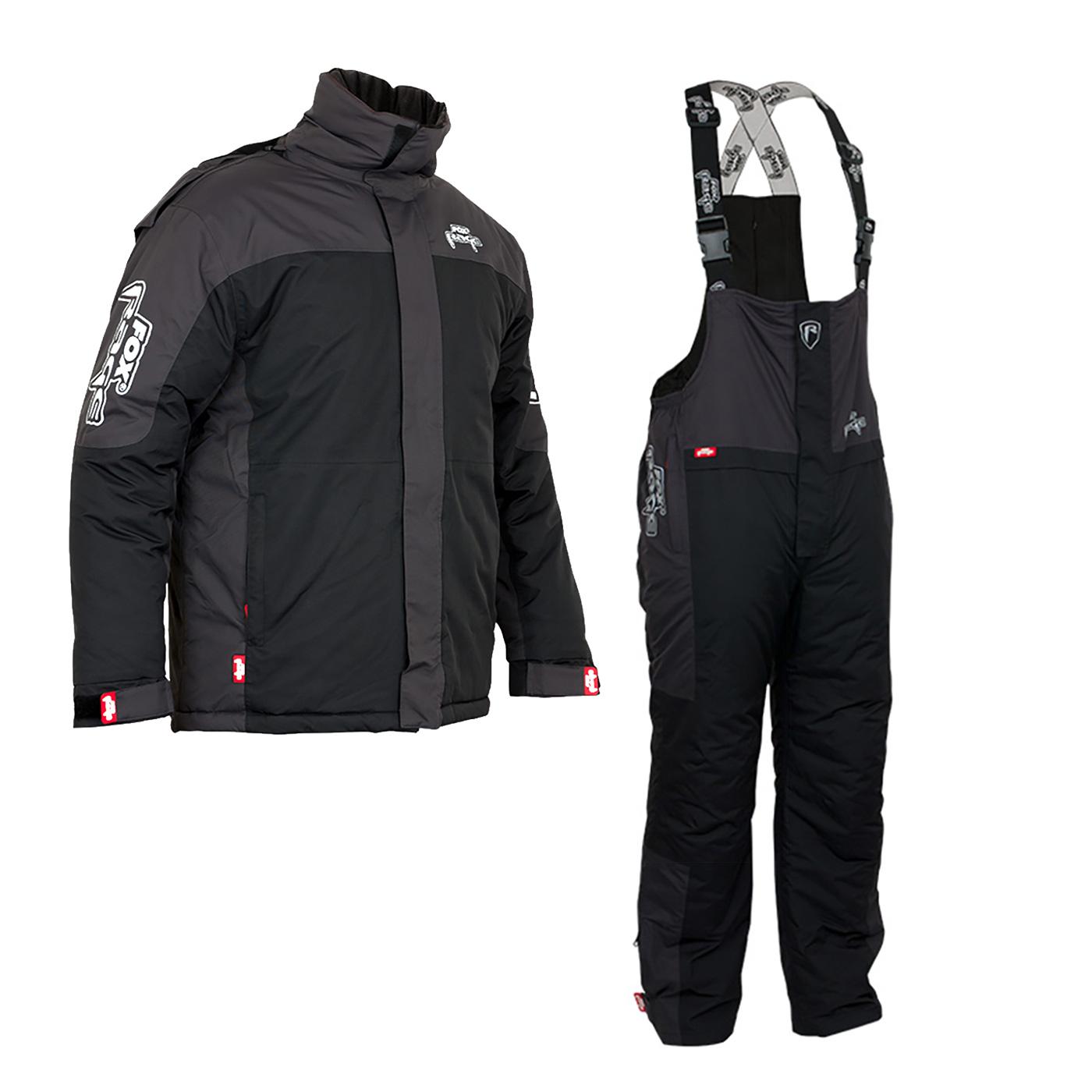 Fox Rage Winter-Suit V2 Winter & Schlechtwetter Anzug | Bekleidungs Sets | Angelbekleidung | Outdoor | nordfishing77 Anglerbedarf