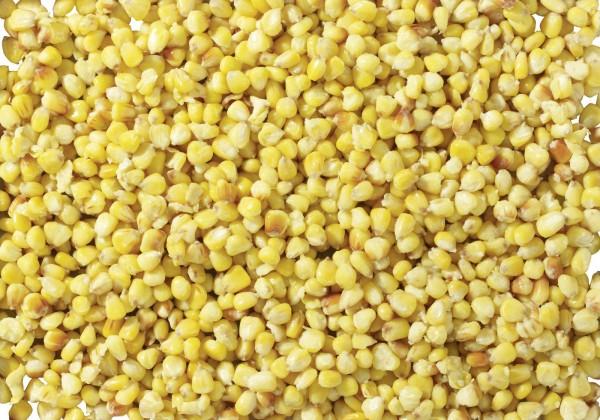 Pelzer Carp Corn Vanilla Scopex Gelb 800g
