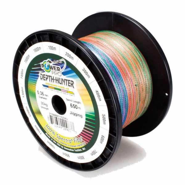 Power Pro Depth Hunter 300m Mutlicolor