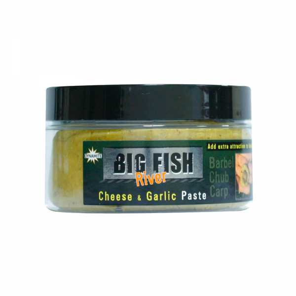 Big Fish River Paste Cheese & Garlic