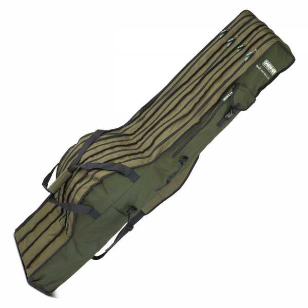 SAENGER Rod Bag De Luxe 195 Futteral für 3 Ruten