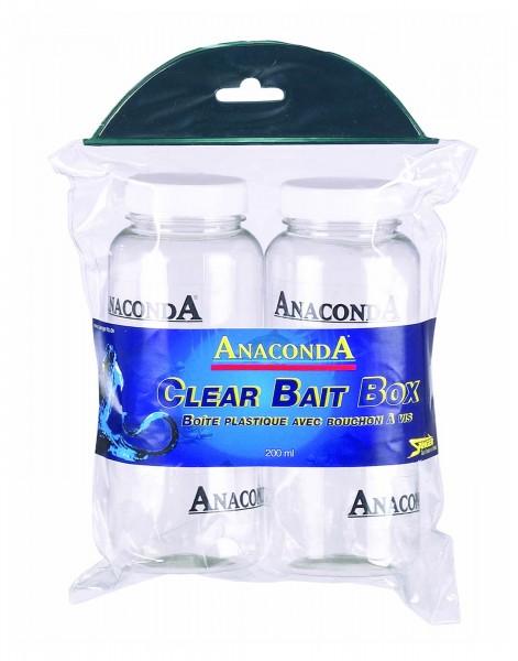 Anaconda Clear Bait Box 4 Stück