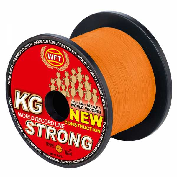 WFT KG Strong Orange 600m