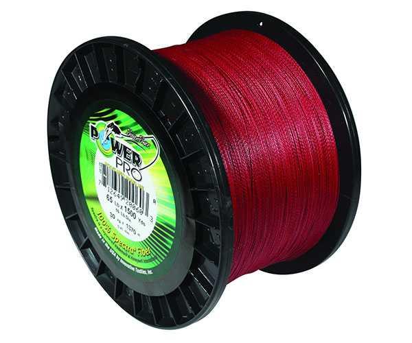 Power Pro Red 2740m Großspule