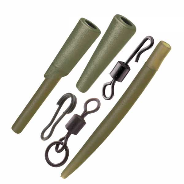 Pro Carp Running Safety Rig Set