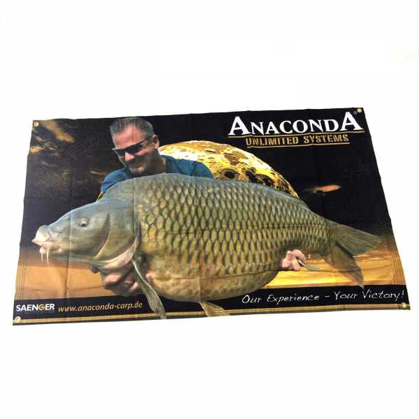 Anaconda The Brandt die Fahne