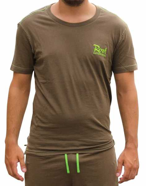 Rod Hutchinson T-Shirt Farbe: Mud